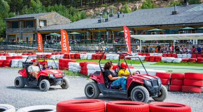 Circuit buggy nen