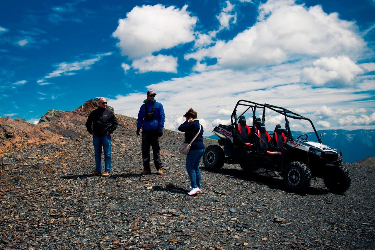 Excursió Buggy Naturlandia