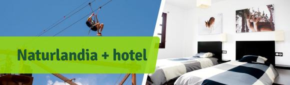 Bloque Naturlandia + hotel