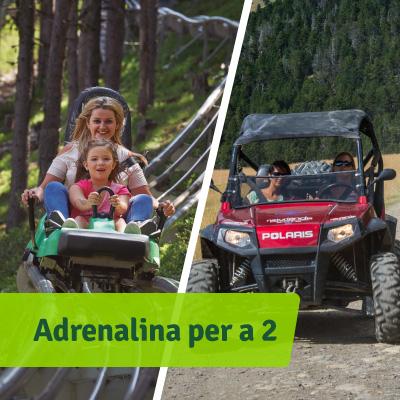 Adrenalina per a 2