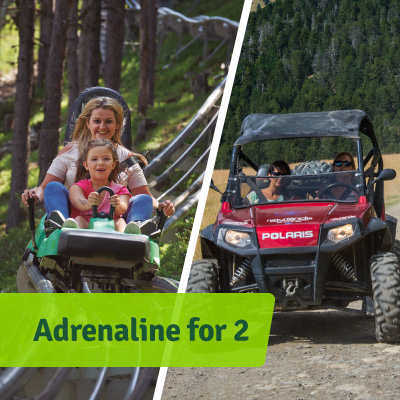 Adrenaline for 2