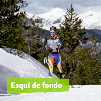 Esquí de fons Naturlandia