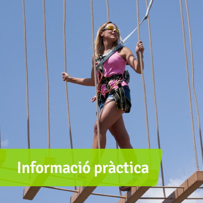 Informació pràctica - Naturlandia