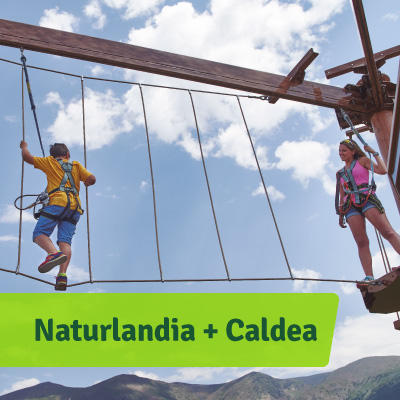 Naturlandia + Caldea