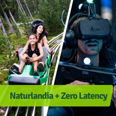 Naturlandia + Zero Latency