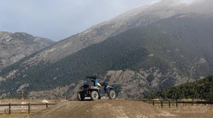Circuit buggy xtrem - Naturlandia