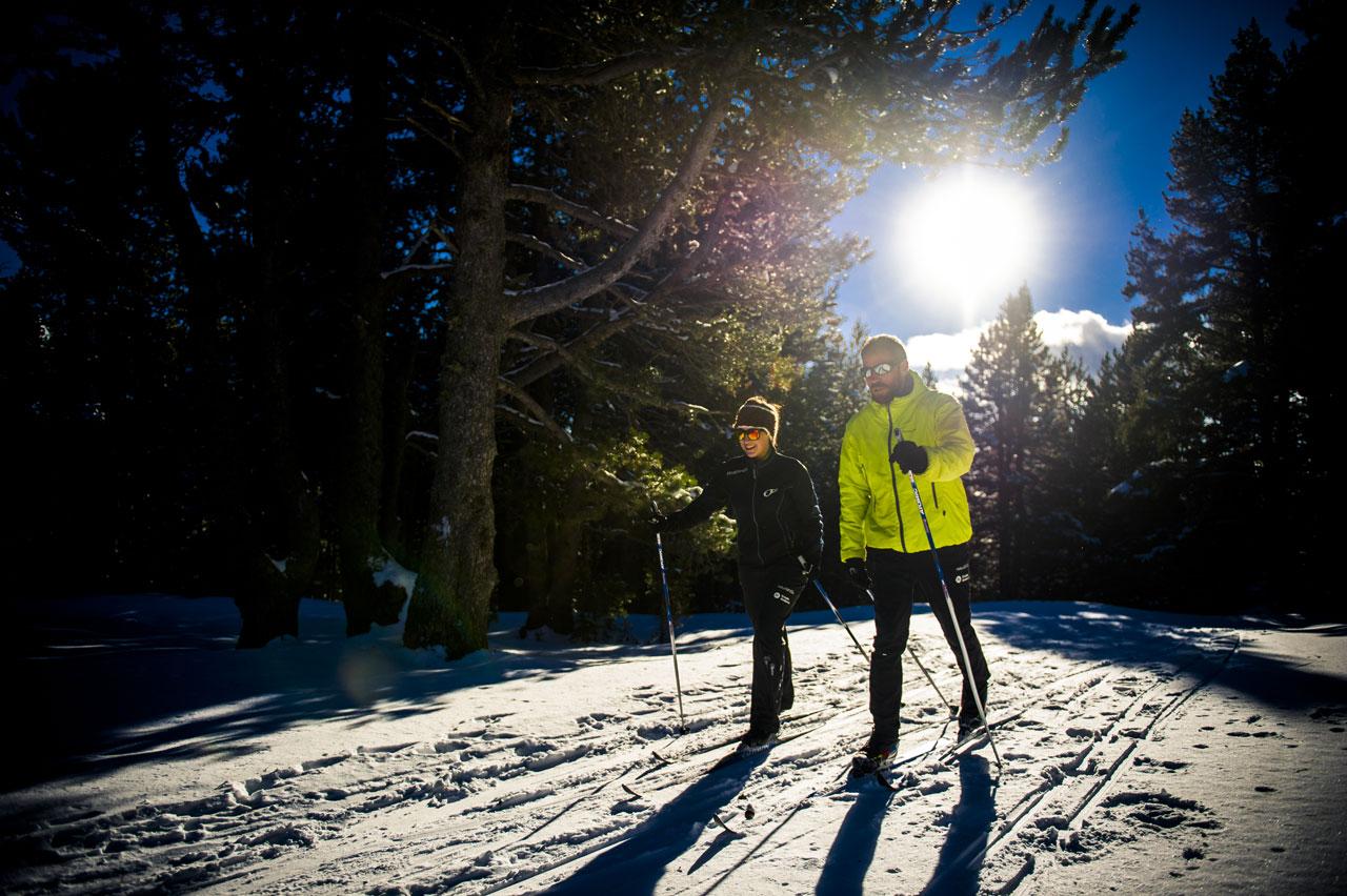 Esquí de fons - Naturlandia