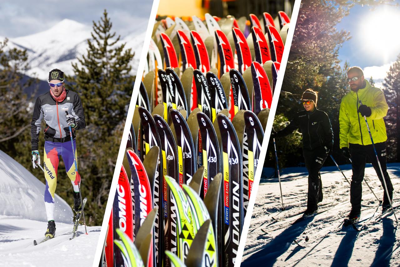 Circuit d'esquí de fons - Naturlandia