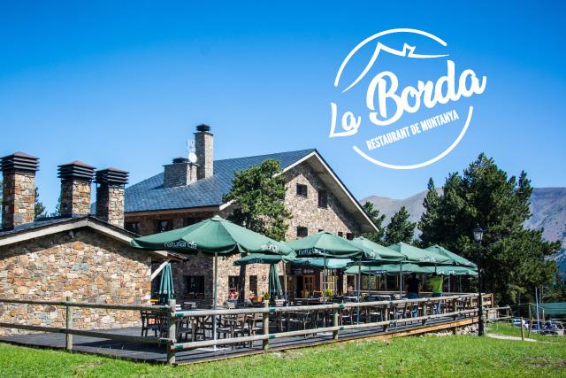 Restaurant La Borda - Naturlandia